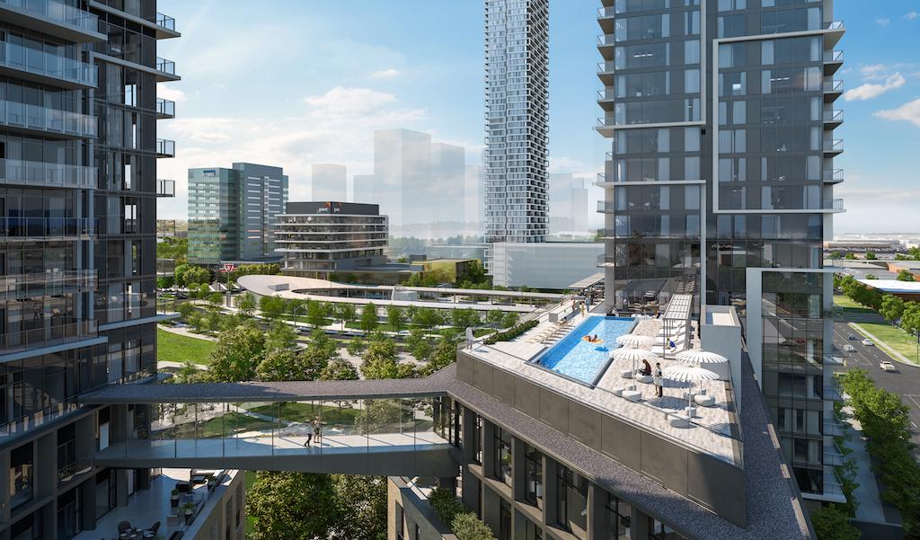 Transit City 4 Condos
